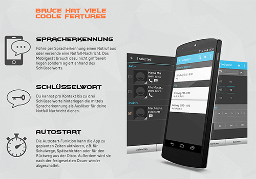 android app website